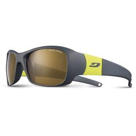 Julbo Piccolo Polar Sunglasses Junior 8-12Y Darg Gray/Yellow-Brown